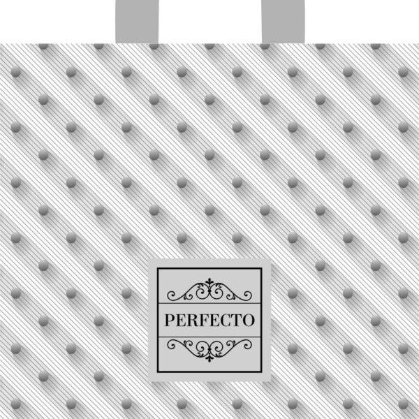 Пакет с петлевой ручкой «Перфекто Меркурий» 35*31см 25/300