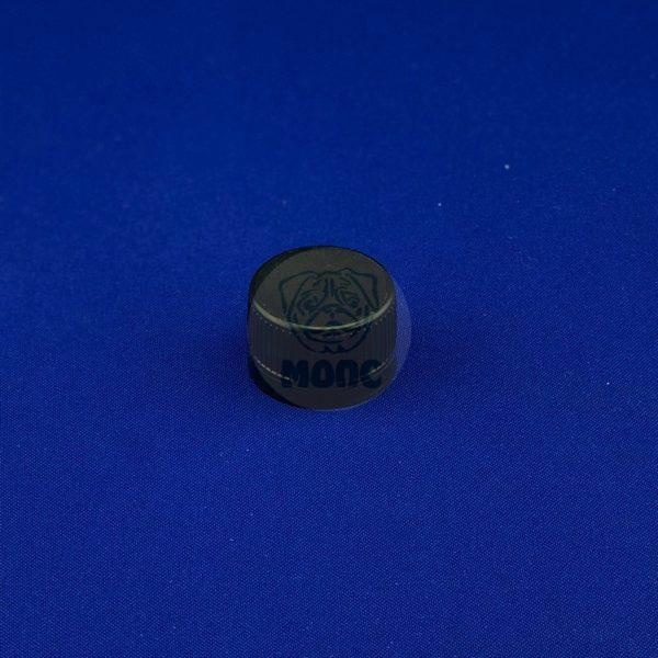 Колпачок для бутылки ПЭТ 28мм черный 1/3000