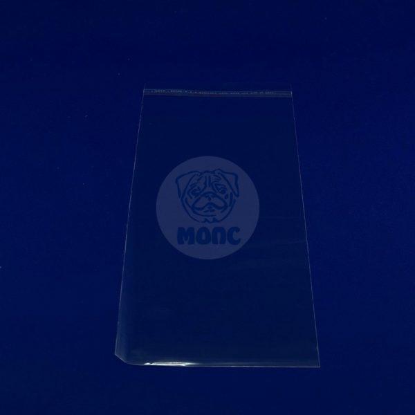 Пакет еврослот с европодвесом и клапаном 12*27см (500 шт) 1/50