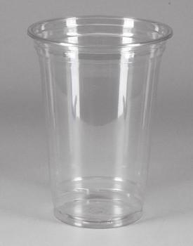 Стаканчик пластиковый Шейкер прозрачный Pet 300мл диаметр 95мм (50шт) 1/20