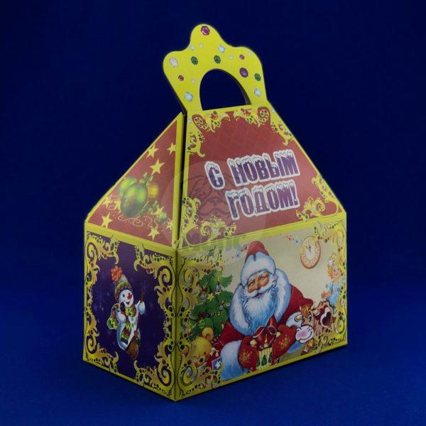 новогодняя коробка Конфета+Игра (2,0 кг) К 1/100