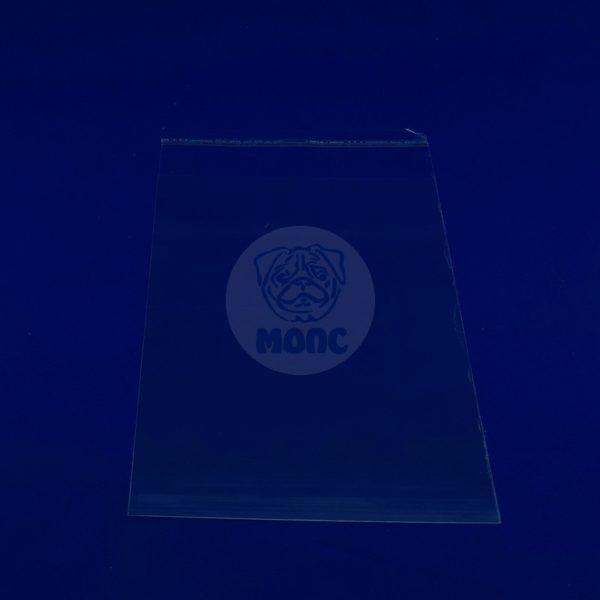 Пакет еврослот с европодвесом и клапаном 17*30см (500шт) 1/50