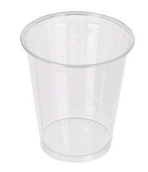 Стакан пластиковый прозрачный Шейкер Pet 500мл диаметр 95мм (50шт) 1/20