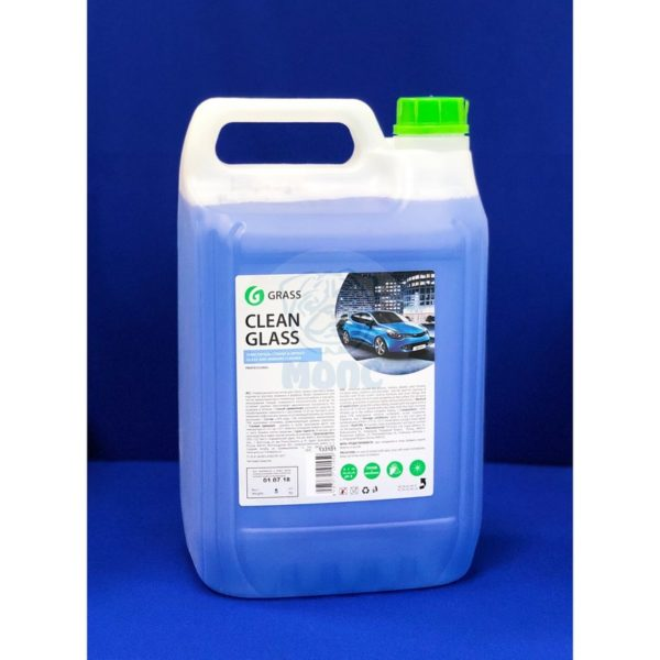 Средство для мытья стекол «Clean Glass» GRASS 5 кг 1/2