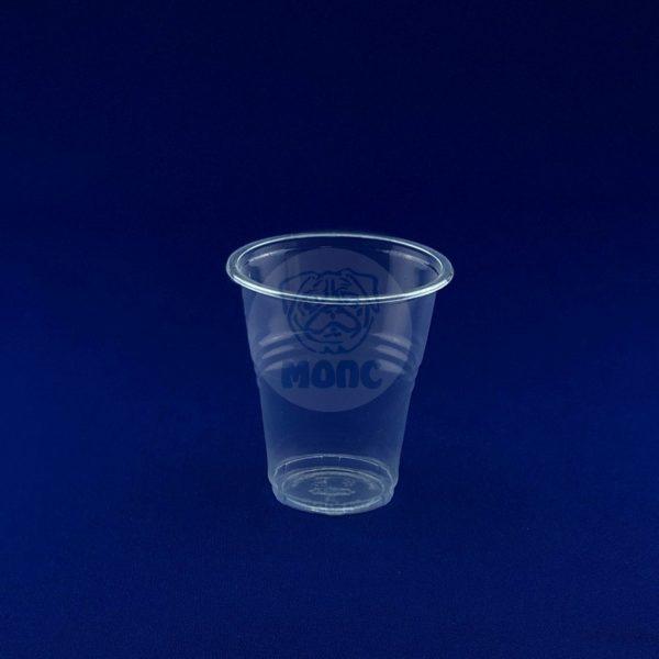 Стопка одноразовая пластиковая 100мл прозрачная 100/4000