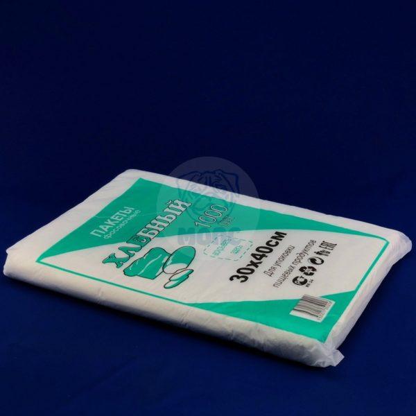 Мешочек пласт ПНД (30*40см 8мкм) 1000шт