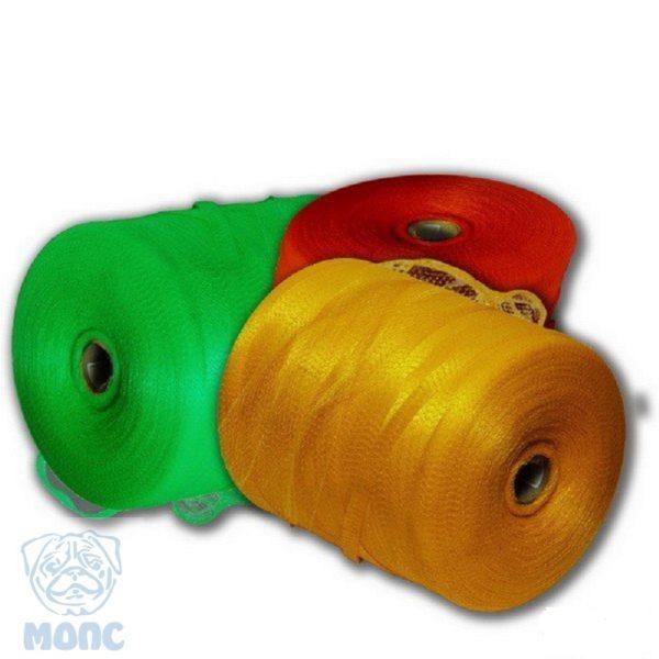 Сетка -рукав в рулоне 30см*500м цветная