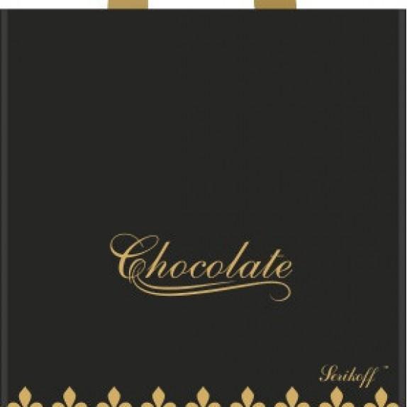 Пакет с петлевой ручкой «Шоколад» 30*34см 50/700