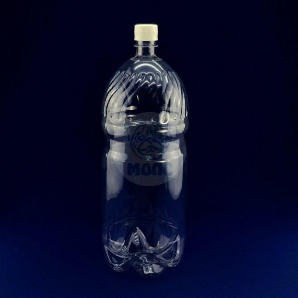 Бутылка пластиковая ПЭТ 3,0л прозрачная 1/44