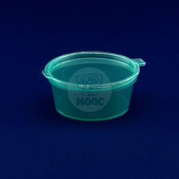 крепкий соусник 0,05 Зеленый  50/1200 БК