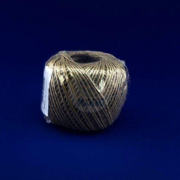 Шпагат джутовый 1200 ТЕКС (150м) 0,2кг