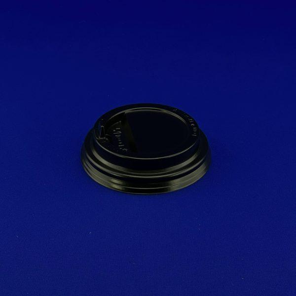 Крышка для бумажного стакана KF 300 черная 50/1000