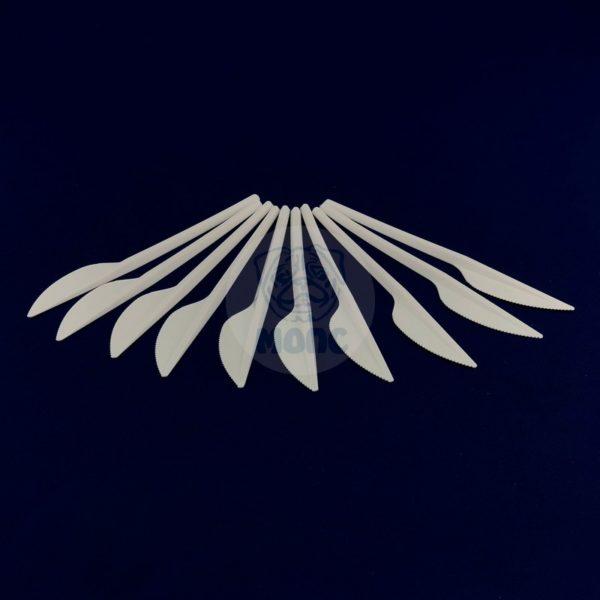Набор ножей одноразовых пластиковых (10шт) 1/400