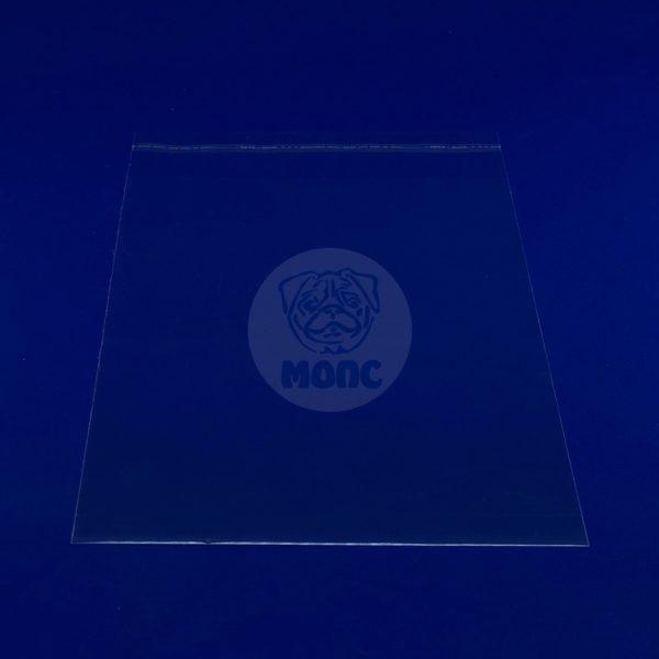 Пакет еврослот с европодвесом и клапаном 22*30см (500 шт) 1/50