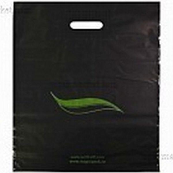 Пакет с вырубной ручкой «Новая волна» 40*37см 25/500