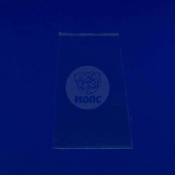 Пакет еврослот с европодвесом и клапаном 10*22см (500 шт) 1/50