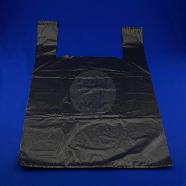 Пакет-майка ПНД Cargo 50кг черная (40*65см) 50/500