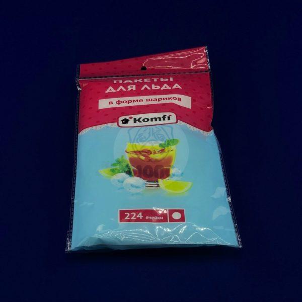 Пакеты для льда «Шарики» ( 224 шарика ) 1/300
