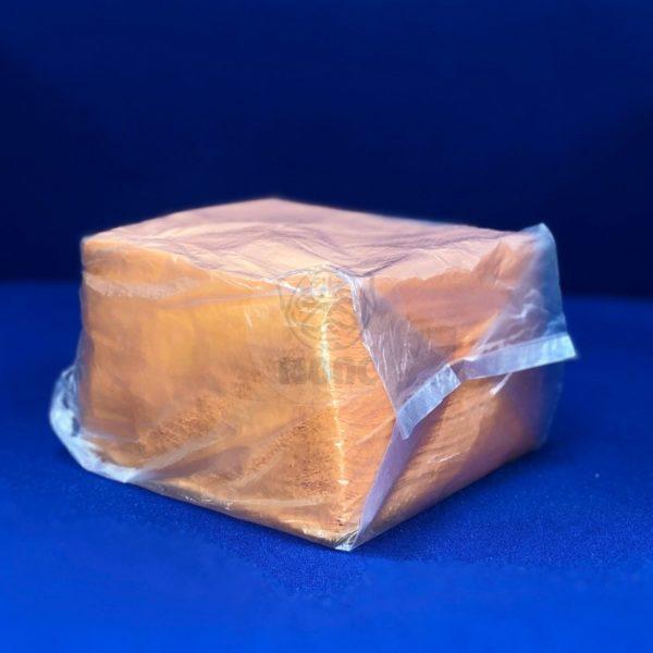Салфетки бумажные однослойные желтые интенсив 24*24см 100л 1/16
