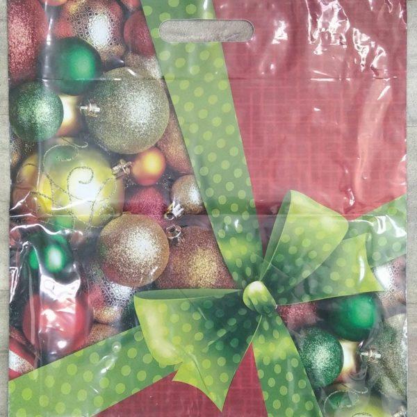 Пакет подарочный «Украшения» (38*45см) 25/500
