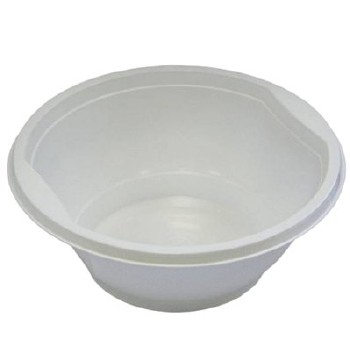 Тарелка суповая пластиковая одноразовая 500мл глубокая 100/2000