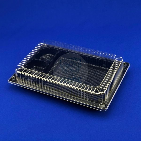 Контейнер одноразовый для суши РП-207 100/400