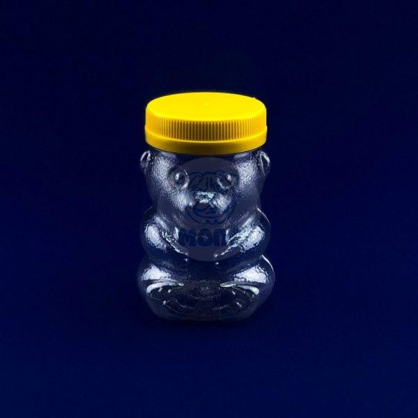 Банка для меда «Медвежонок» 0,33л 1/50/100