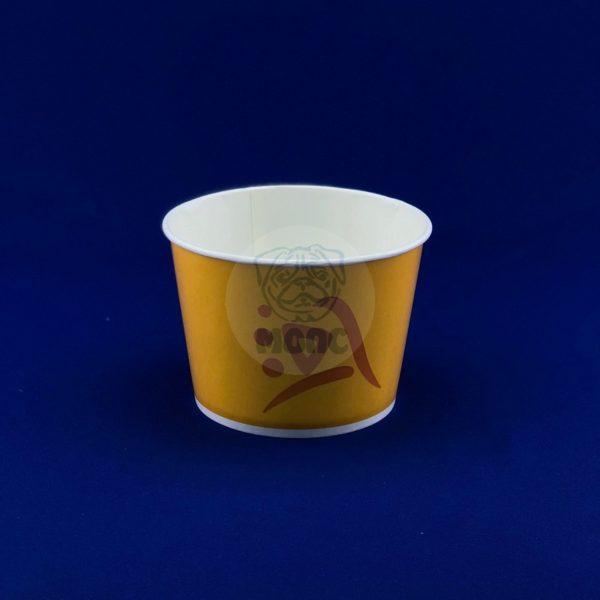 Ведро бумажное большое для фаст фуда 2500мл SP85 «Whizz Хухтамаки» 50/200.