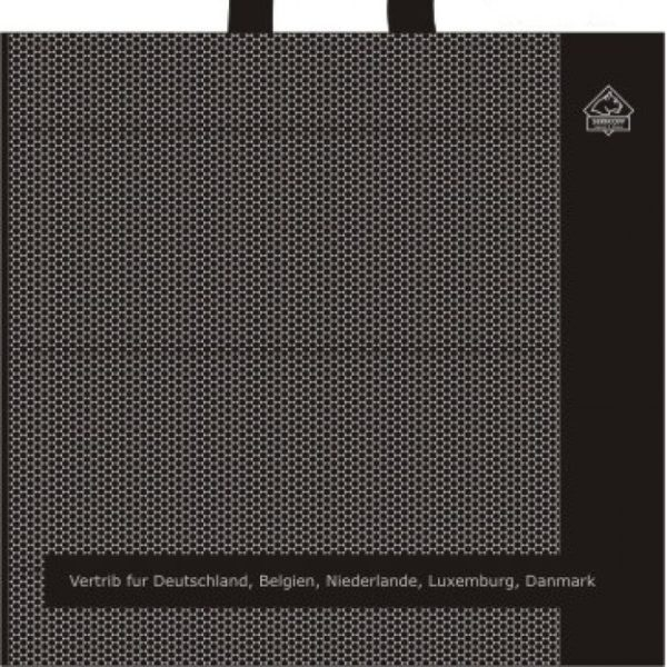 Пакет с петлевой ручкой «Соты» 45*43см 25/400
