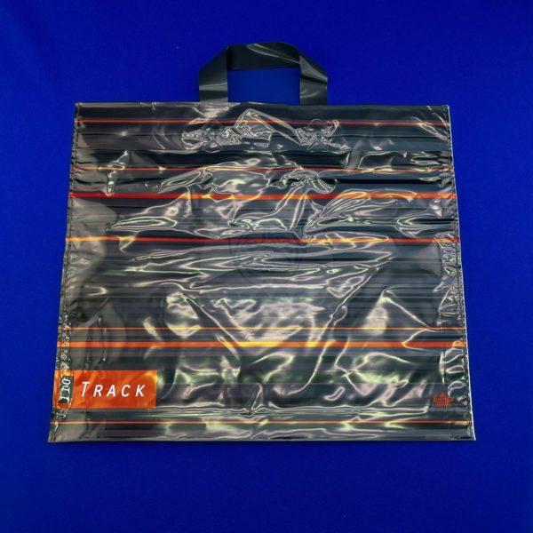 Пакет с петлевой ручкой «Трек» 34*40см 50/300