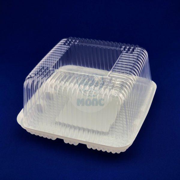 Контейнер для торта квадратный Т-170 1/200