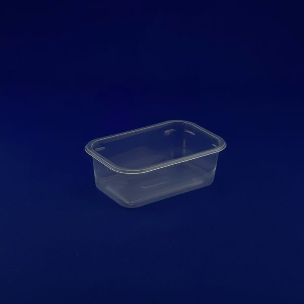 Лоток прозрачный под запайку 142*92*46 1/700