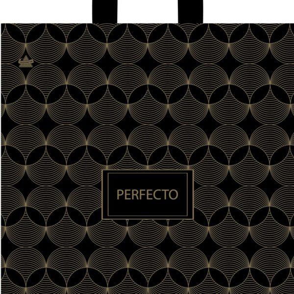 Пакет с петлевой ручкой «Перфекто Орнамент» 40*37см 25/300