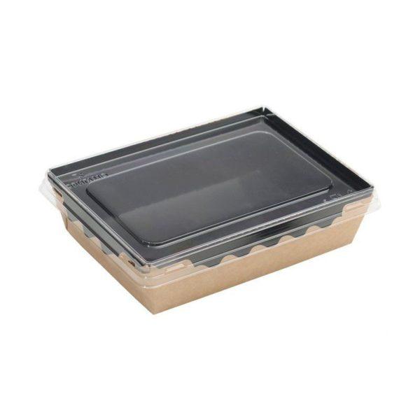 Упаковка для готовых блюд ECO ОрSalad 500мл 165*120*45мм 50/200