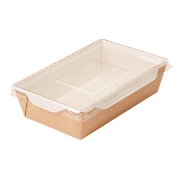 Упаковка для готовых блюд ECO OpSalad 800мл 207*127*55мм 50/200