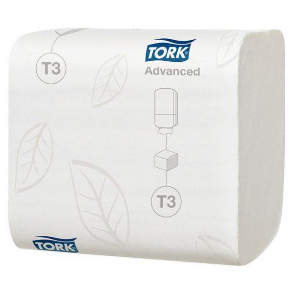 Туалетная бумага Tork мягкая листовая (242л) 1/36